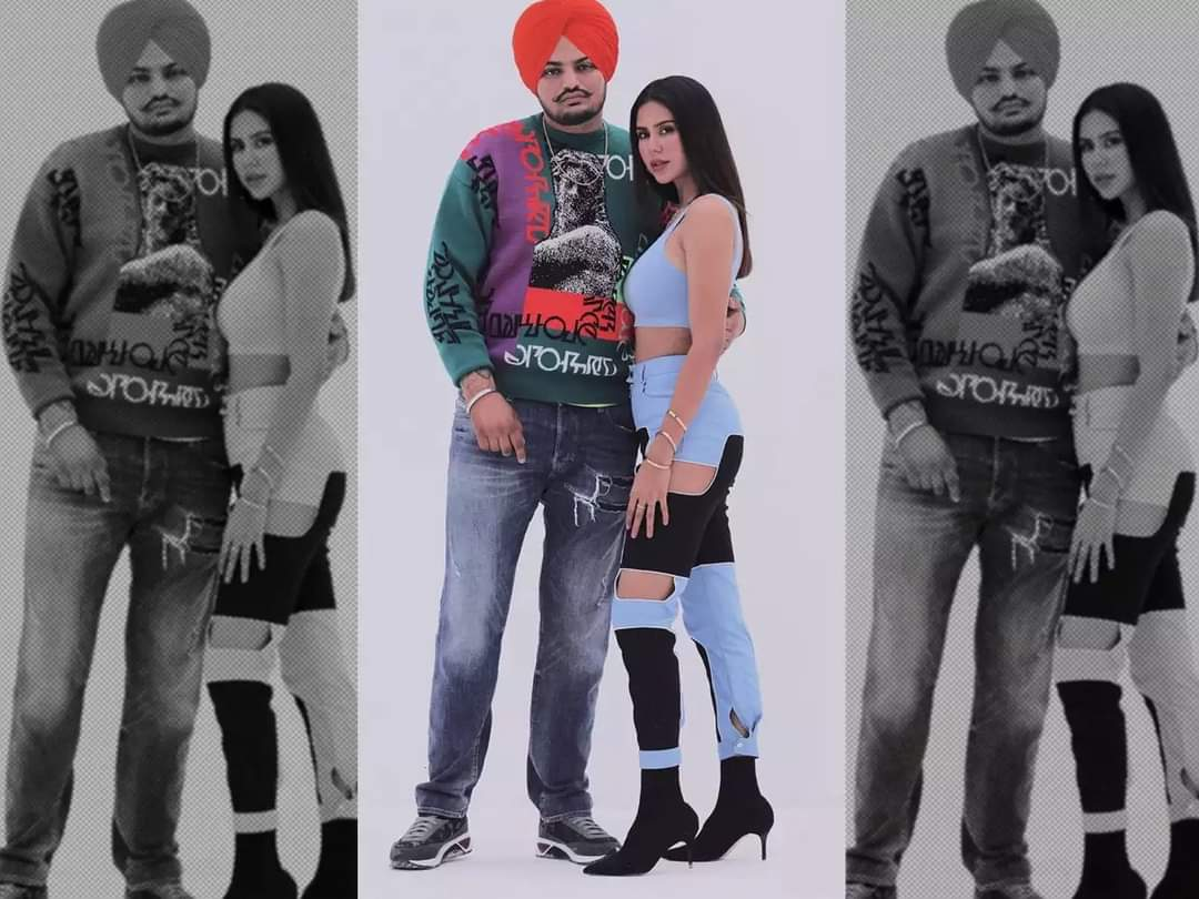 Sidhu-Moosewala Spotted with Sonam Bajwa